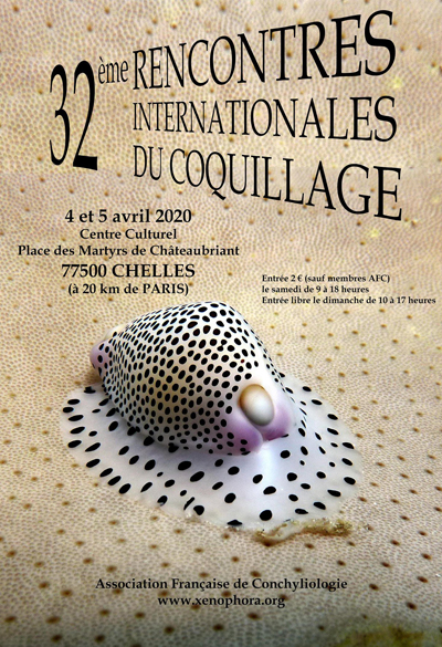 rencontres internationales du coquillage 2021